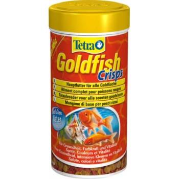 TetraGoldfish / Тетра Pro корм для золотых рыбок в чипсах 250 мл
