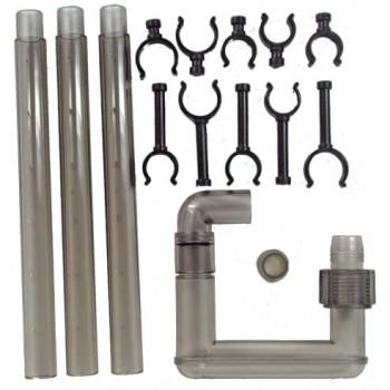 Tetra / Тетра набор трубок и креплений для выхода воды внеш.фильтров Tetra / Тетра EX 400/600/600 Plus/700/800 Plus