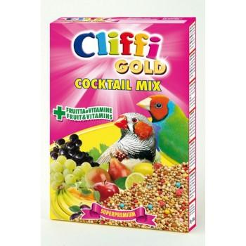 Cliffi / Клиффи Коктейль для Экзотических птиц: зерна, злаки, фрукты, овощи PCOA006