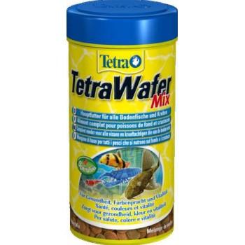 TetraWaferMix / Тетра корм-чипсы для всех донных рыб 250 мл