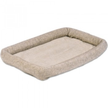 Petmate / Петмейт Подстилка с бортиками для собак, прямоугольная, мягкая, 72х47х3,8 (см)