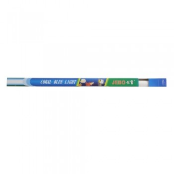 Jebo / Джебо Лампа T8 Jebo синяя люминесцентная, 40Вт, 1198 мм