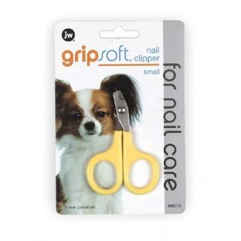 JW Когтерез для собак, маленький Grip Soft Small Nail Clipper (65013)