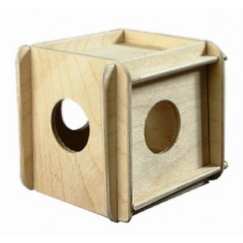 Yami-Yami / Ями-Ями Игрушка для грызунов кубик малый (8521)