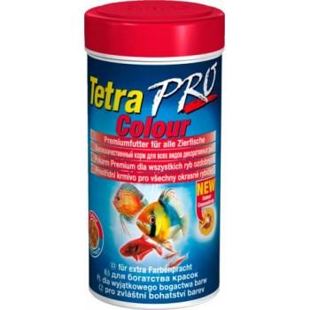TetraPro / Тетра Color Crisps корм-чипсы для улучшения окраса всех декоративных рыб 250 мл