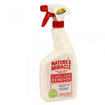 8in1 уничтожитель пятен и запахов NM S&O Remover универсальный спрей 710 мл