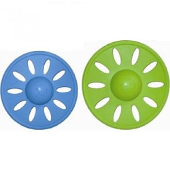 JW Игрушка д/собак - Летающий диск, каучук, маленькая Whirl-Wheel, Small (43190)