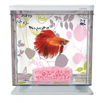 Hagen / Хаген Аквариум Marina Betta Kit Floral