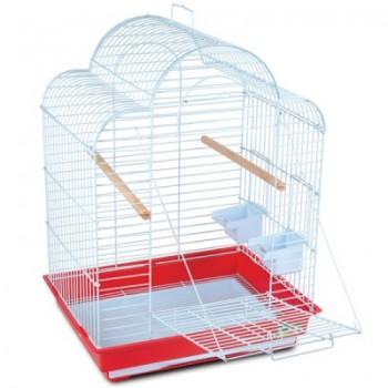 Triol / Триол Клетка 800-1 для птиц, эмаль, 520*410*700мм
