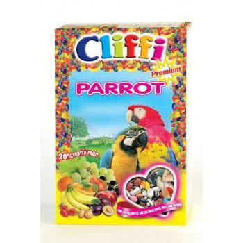 Cliffi / Клиффи Для попугаев ягодами фрутти орехами PCOA004