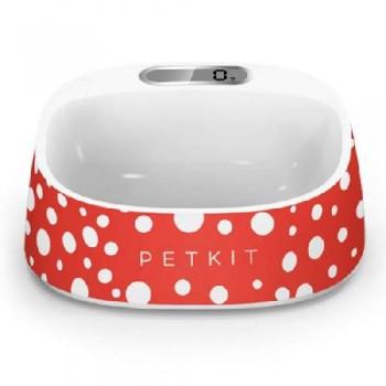 Petkit Миска-весы FRESH, пластик, рис. горошек