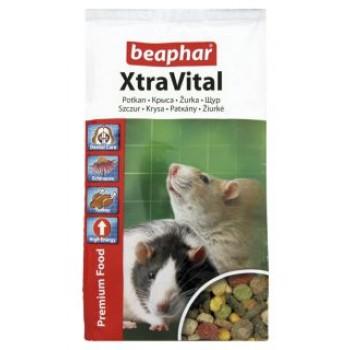 Beaphar / Беафар Корм «Xtra Vital Rat» д/крыс, 500г