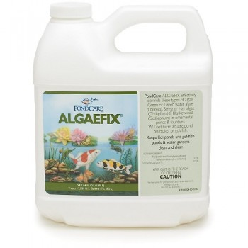 API / АПИ АльджеФикс - Средство для борьбы с водорослями в декоративных прудах PC Algae Fix, 3780 ml