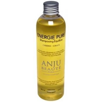 Anju Beaute Шампунь Гипоаллергенный: цветы лотоса, женьшень и экстракт пшеницы (AN122)