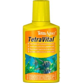 Tetra / Тетра Vital кондиционер для создания естественных условий в аквариуме 100 мл