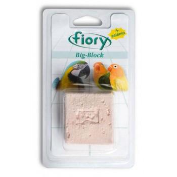 Fiory / Фиори био-камень для птиц Big-Block с селеном 100 г