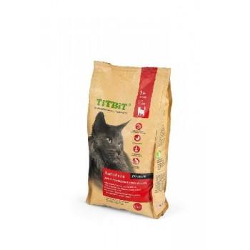 TitBit / ТитБит Корм сухой для стерилизованных кошек с мясом Цыпленка 1,5 кг