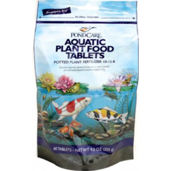API / АПИ ПК Акватик Плант - Подкормка для прудовых растений, 25 таб. PC Aquatic Plant Food Tablets , 25 tab.