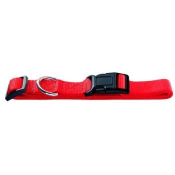 Hunter / Хантер Smart ошейник для собак Ecco S (30-45 см) нейлон красный