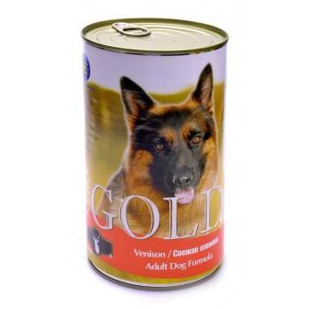 """Nero Gold / Неро Голд для собак """"Свежая оленина"""" 1,25 кг"""