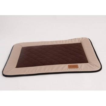 Katsu / Катсу PLASKA 83х112 см лежак для животных бежево-коричневый