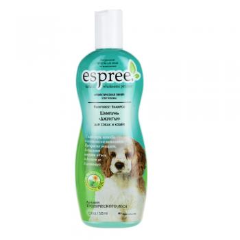 Espree / Эспри Шампунь «Джунгли», для собак и кошек. Rainforest Shampoo, 355 мл