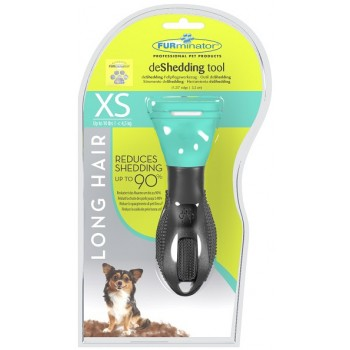 FURminator / ФУРминатор для собак карликовых длинношерстных пород Long Hair Tool Toy Dog 3 см