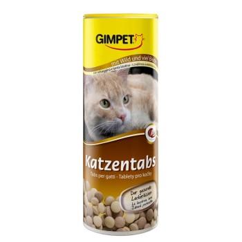 Gimpet / Гимпет ВитаМиниз. лакомство с дичью д/кошек 710 шт 425 г