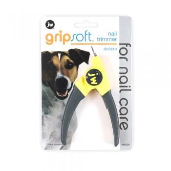 JW Когтерез-гильотина для собак Grip Soft Deluxe Nail Trimmer (65039)