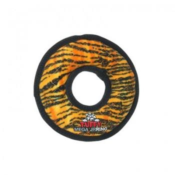 Tuffy / Таффи Супер прочная игрушка для собак Кольцо малое, узор тигр, прочность 10/10