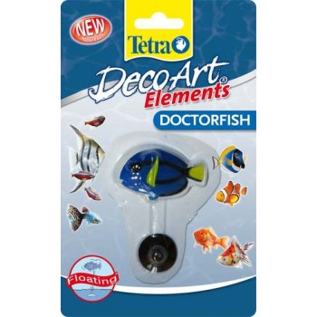 """Tetra / Тетра Deco Art Doctorfish искусственная плавающая рыбка """"Доктор"""""""