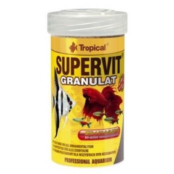 Tropical / Тропикал 614013/85897 корм для декоративных рыб (гранулы) Supervit Granulat 10гр