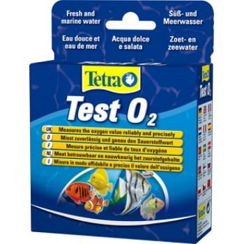 Tetra / Тетра Test O2 тест на кислород пресн/море