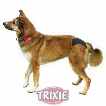"""Trixie / Трикси Трусы д/собак """"Люкс"""" размер №3 40-49см, черные 23493"""