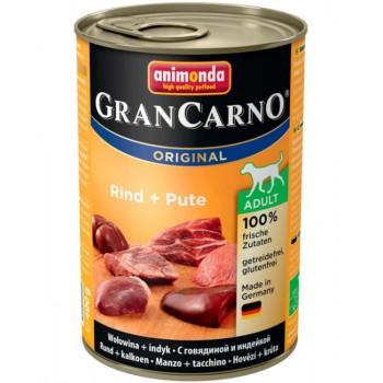 Animonda Cran Carno Original Adult конс. 400г - с говядиной и индейкой для взрослых собак 82734