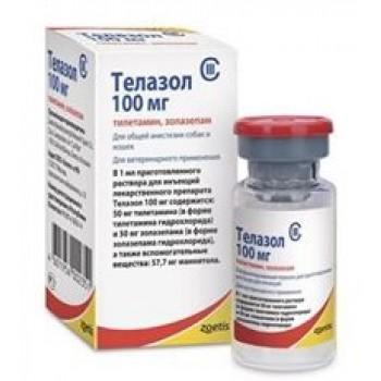 АСМ Телазол 100 мг (Зоэтис)