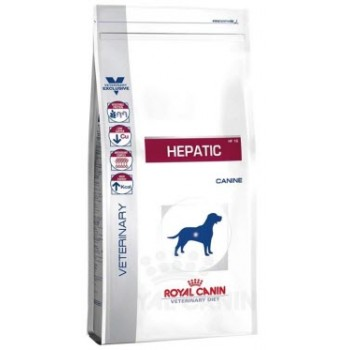 Royal Canin / Роял Канин Гепатик XФ 16 (канин), 12 кг