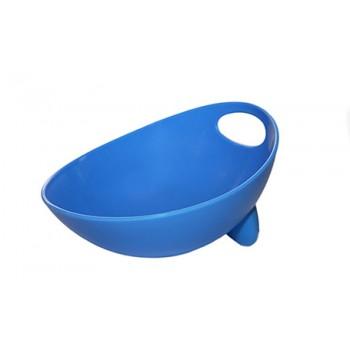 Ziver / Зивер 413 Миска дизайнерская , S, 500мл, голубой