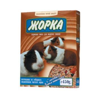 Жорка Для морских свинок (коробка) 450 гр.