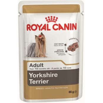 Royal Canin / Роял Канин Йоркширский терьер (паштет), 85 гр