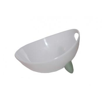Ziver / Зивер 413 Миска дизайнерская , S, 500мл, белый