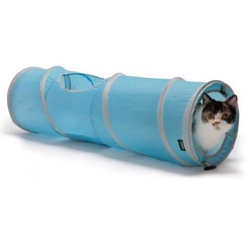 "Kitty City Туннель-Шуршалка для кошек: Космос. ""Kitty Tunnel"": 28*28*91см (sp0326)"