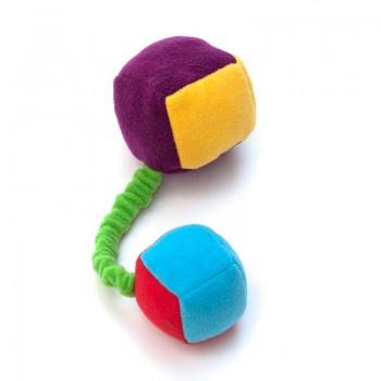 OSSO / ОССО Toys Кубики на резинке с пищалками для собак ИФ-1054