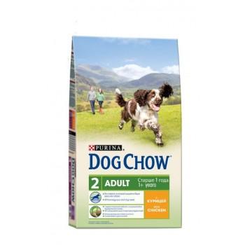 "Dog Chow / Дог Чоу ""Adult"" сухой 800 гр для собак старше 1 года Курица"