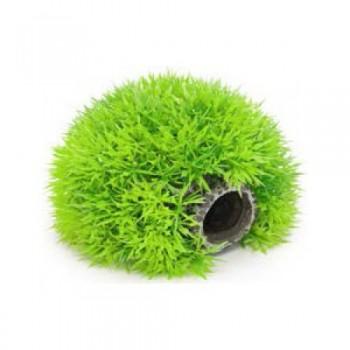 Penn-Plax / Пен-Плакс Декорация Зеленый домик 10см пластик RR1090