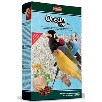 Padovan / Падован Ocean Fresh Air Био-песок д/всех видов птиц 1кг