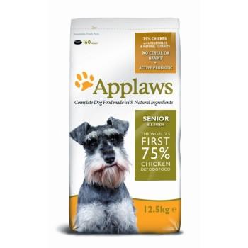 """Applaws / Эпплаус для Пожилых собак """"Курица/Овощи: 75/25%"""" 7,5 кг"""
