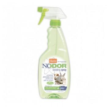 Hartz / Хартц Средство, уничтожающее неприятные запахи в клетках с грызунами Nodor Bedding, 503 ml,