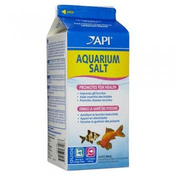 API / АПИ аквариум Солт - Аквариумная соль Aquarium Salt, 936 g