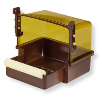 Hagen / Хаген всесезонная купалка Deluxe, темно-желтый/коричневый